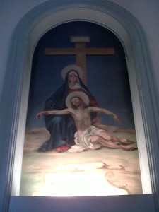 Thirteenth Station: Jesus is Taken Down from the Cross